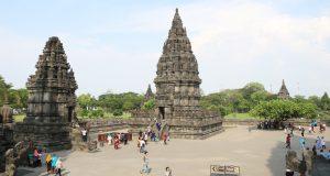 Obyek Wisata Candi Prambanan