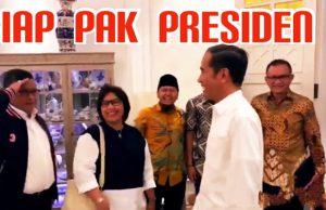 Video Siap Presiden