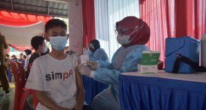 vaksinasi kabupaten bekasi